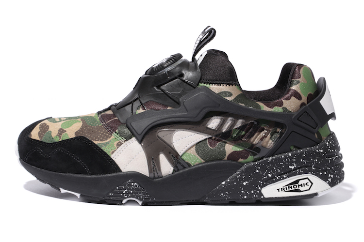 0e808d3906a BAPE AND PUMA COLLAB FOR COLLECTION OF KICKS – The NEw Yuth